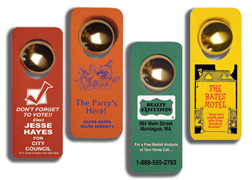 Customized Rubber Door Hangers