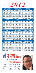 Fridge Calendar Magnets Cheap