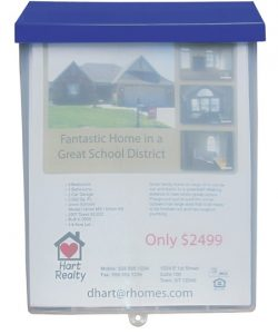 Real Estate Brochure Box